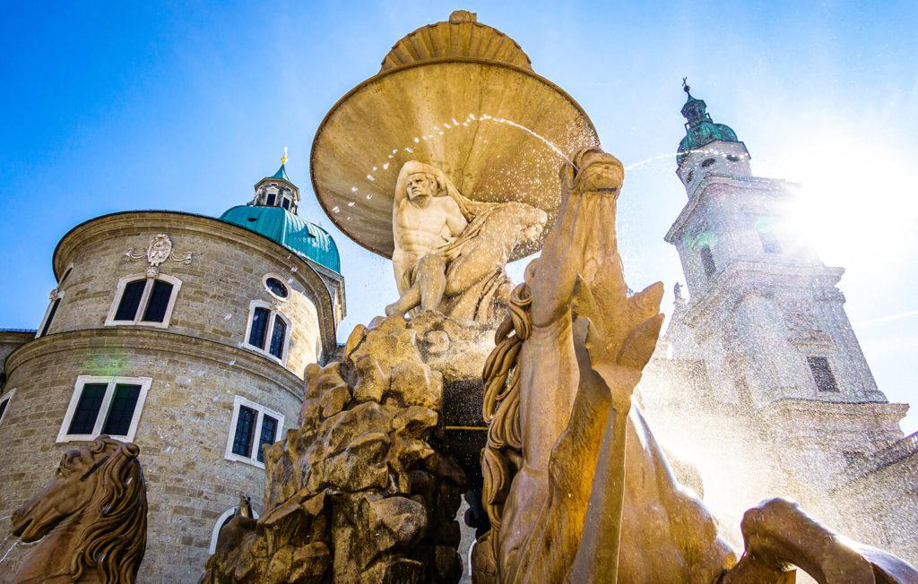 Salzburg Themenführungen mit Residenzplatz