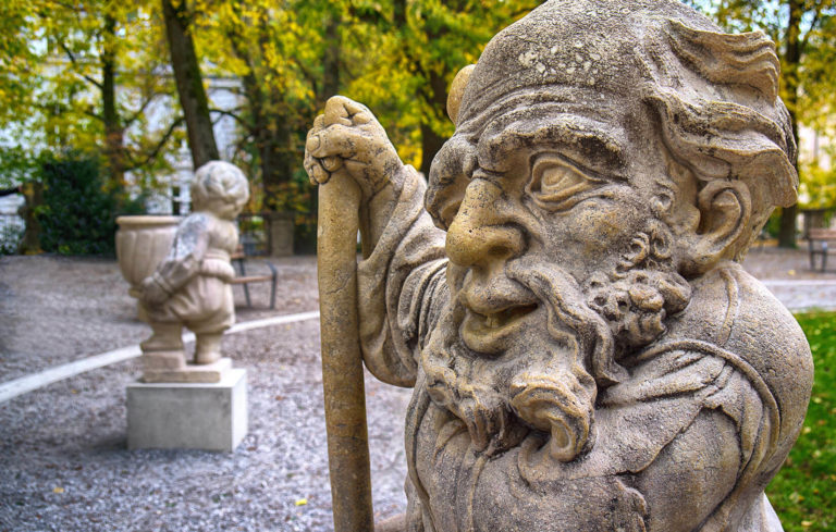 Salzburg Themenführungen mit Zwergelgarten