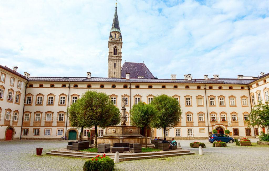 Salzburg Kulturführungen mit Stift St. Peter